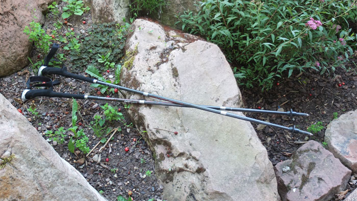 Leki Micro Stick Carbon Trekking Stöcke