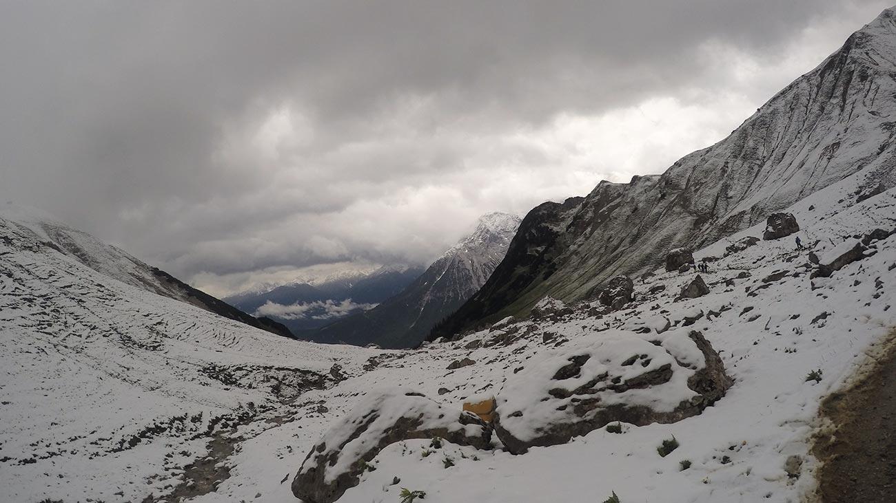 Der höchste Punkt beim Zugspitz Ultratrail 2015