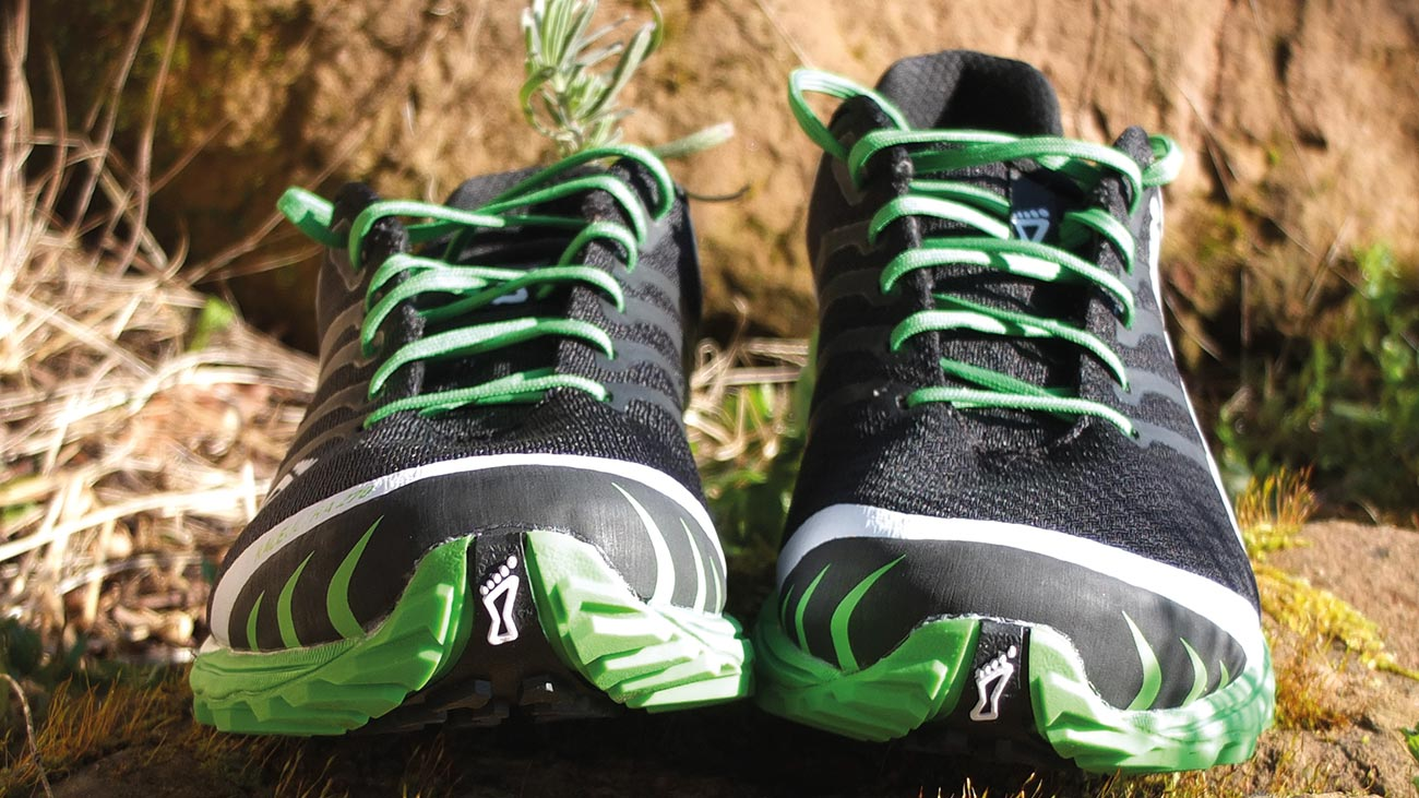 inov-8 Race Ultra 270 in Frontansicht