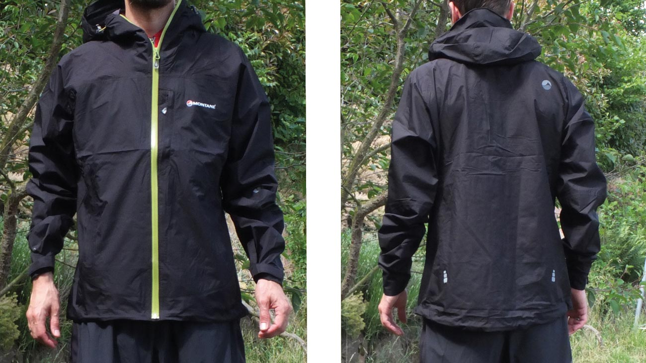Montane Minimus Mountain Jacket