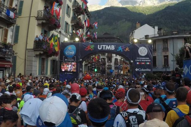 UTMB 2016 - Ultra-Trail du Mont-Blanc